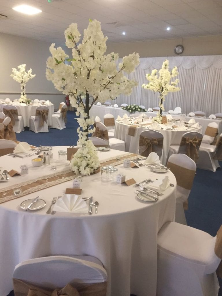 Wedding at The Cornwallis Suite