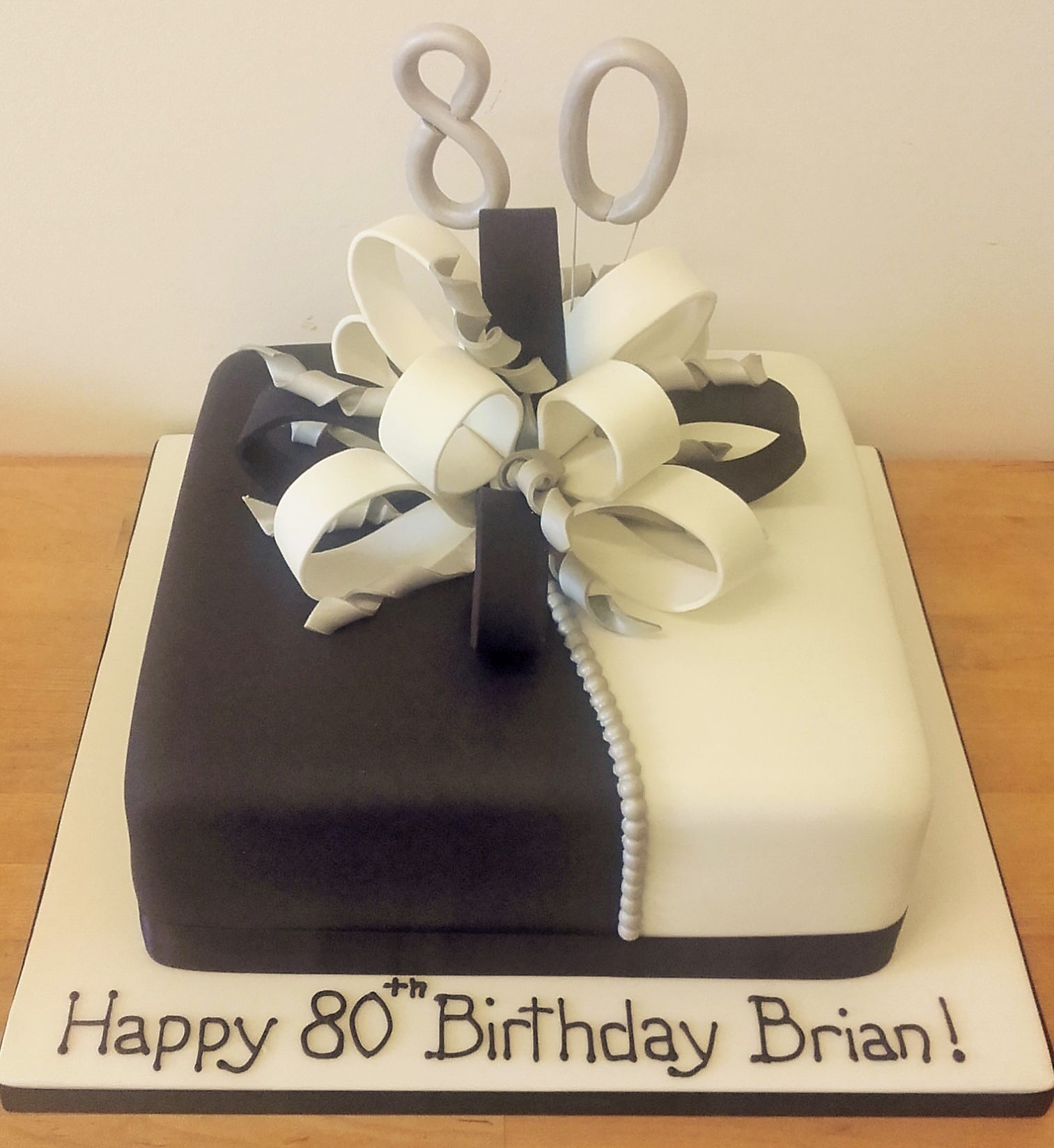 80th Birthday1