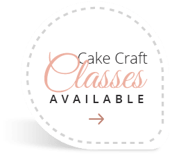 Cake Craft Sticker