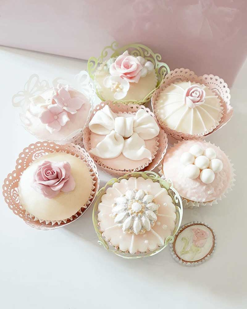 Vintage Cupcakes Saturday 1st February 2020