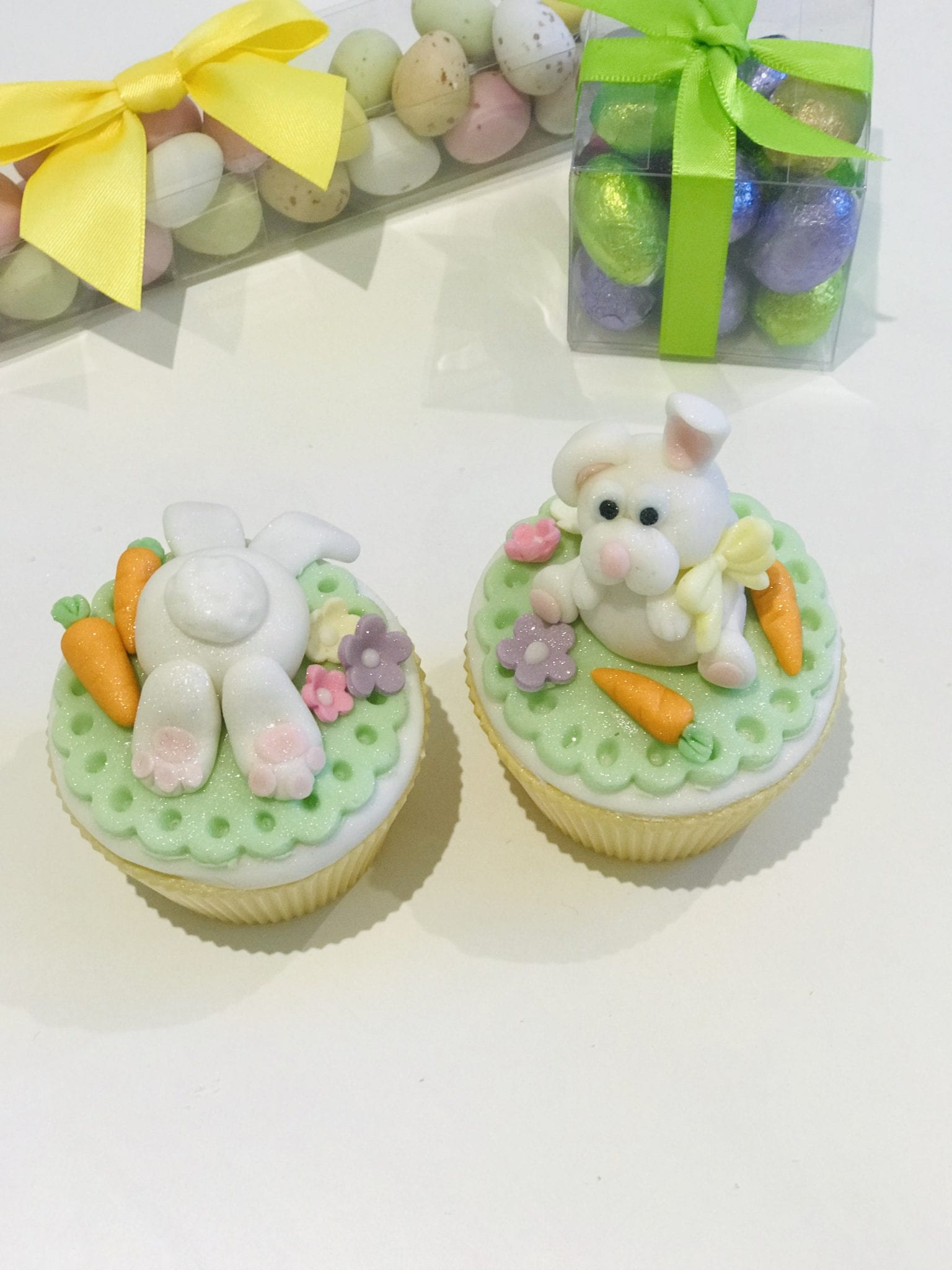 Easter Cupcakes Friday 10 April 2020