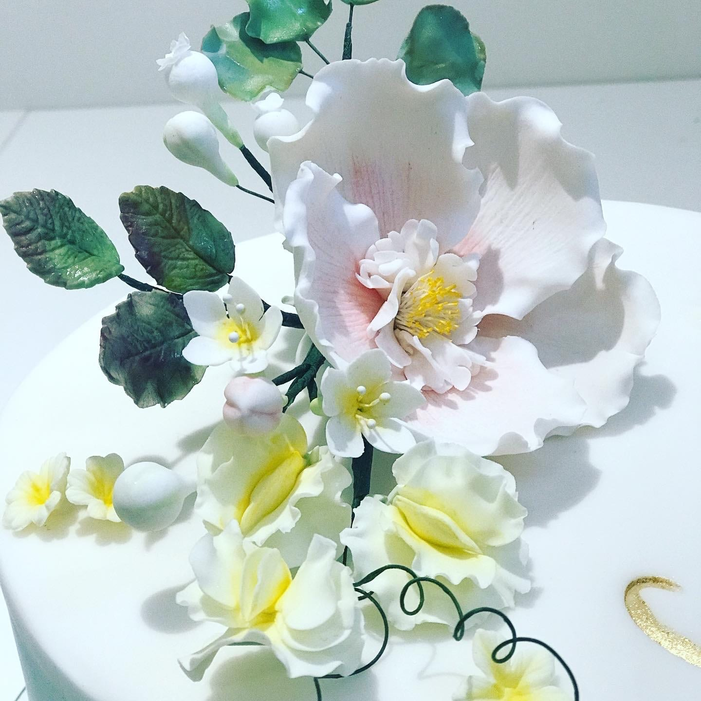 Read more about the article Sugar Flower Skills – postponed