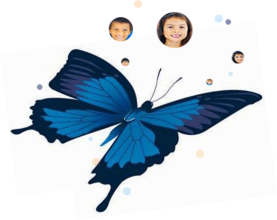 Chrysalis Care Fostering London - Our butterfly of hope
