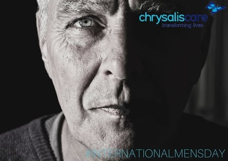 Chrysalis care Fostering London - Chrysalis Care, International Men's Day