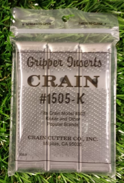 Crain Cotton Head Inserts