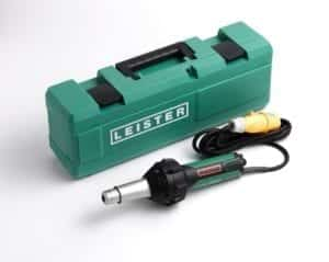 LEISTER 110V Triac ST Welder inc Case