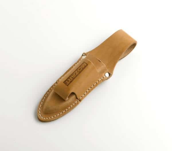 Mozart Trimmer Leather Holster