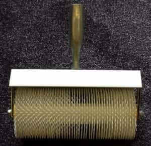 Spiked Screed Roller 12″ 31mm Spikes