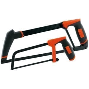 Draper Tools Orange Hacksaw Set