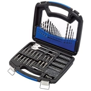 Drill Bit Set 75PC Draper