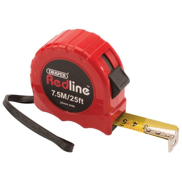 Tape Measure 5m Draper