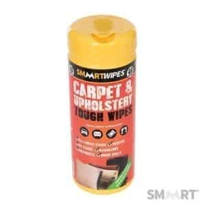 Carpet Upholstery Tough Wipes 40