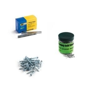 Nails / Tacks / Fixings
