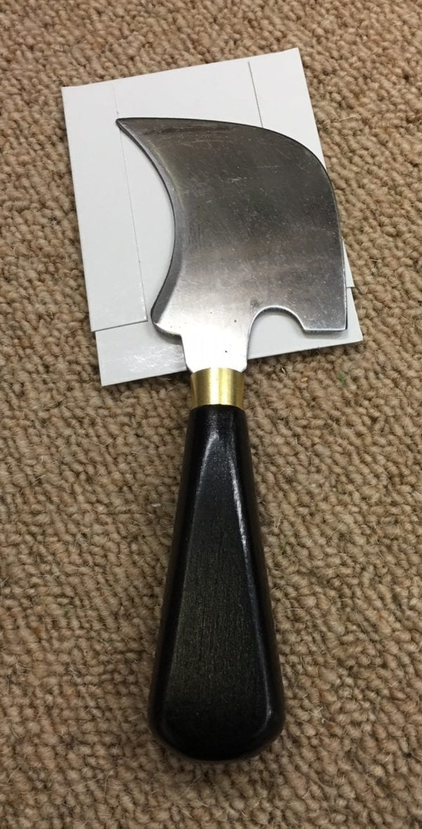 Quarter Moon Knife Spatula