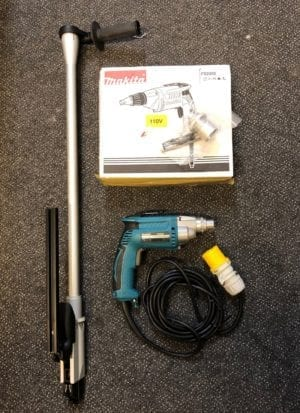 Spotnails 110v/230v Collated Screw System