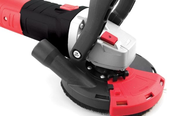 Roberts Concrete Grinder Vacuum Cleaner attachment