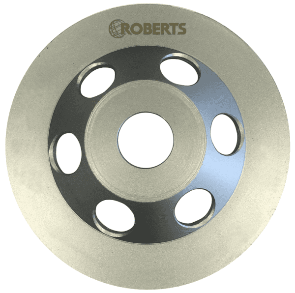 Roberts Grinding Cup 125mm r12550
