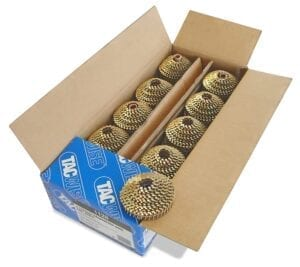 Tacwise 22mm Coil Nails Galv