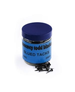 Blued Tacks 500g Tub 20mm/25mm