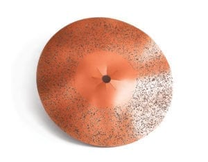 Sanding Disc Medium Copper