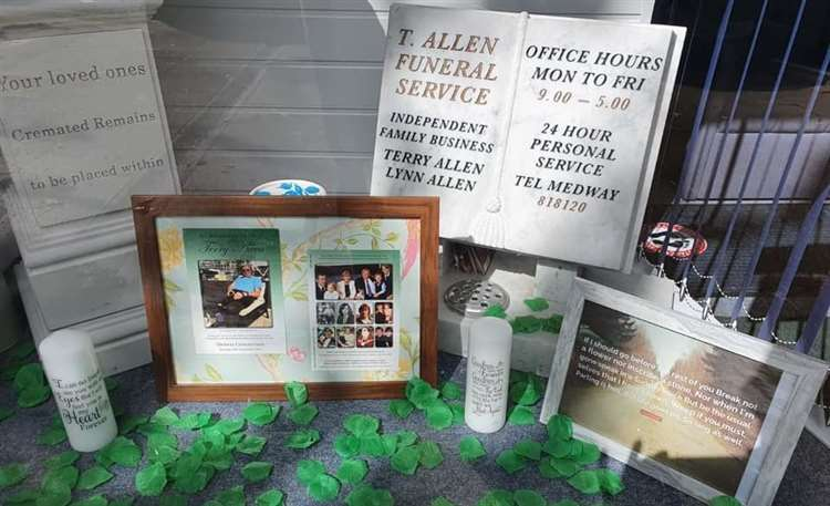 T. Allen Funeral Service in Medway: Special offers for prepaid funeral plans in Kent and Medway