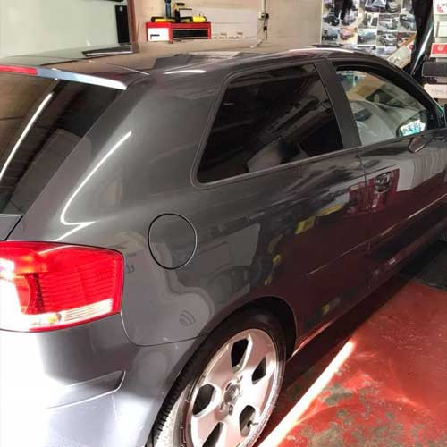 Audi Window Tints