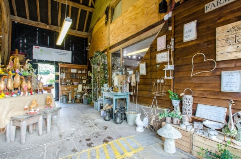 The BarnYard Farm Gift Shop#