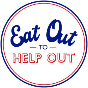 We are signed up to the Government's 'Eat Out to Help Out Scheme'
