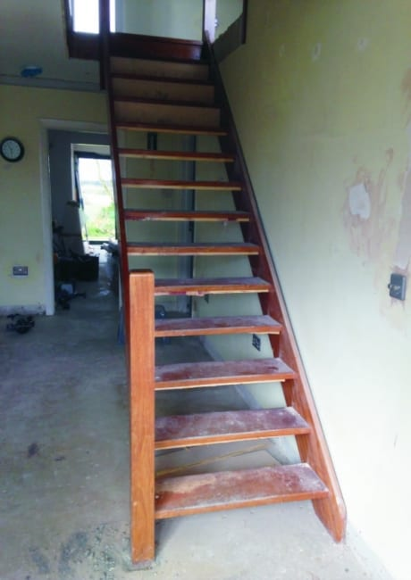 Staircase Timeline