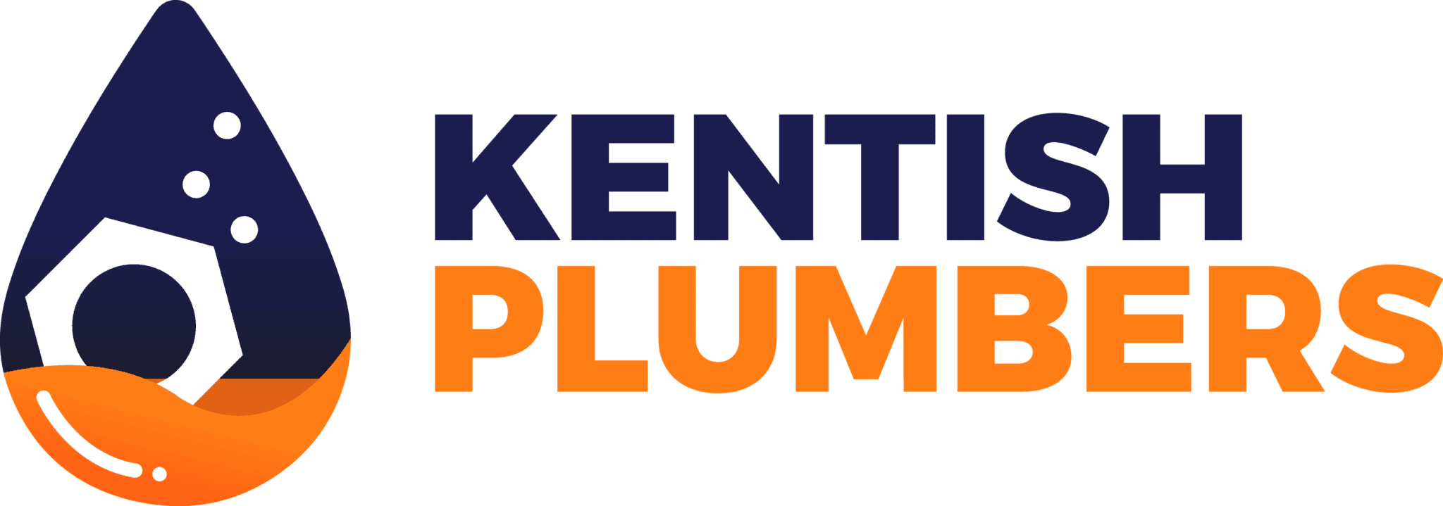 Kentish Plumbers Logo in Colour