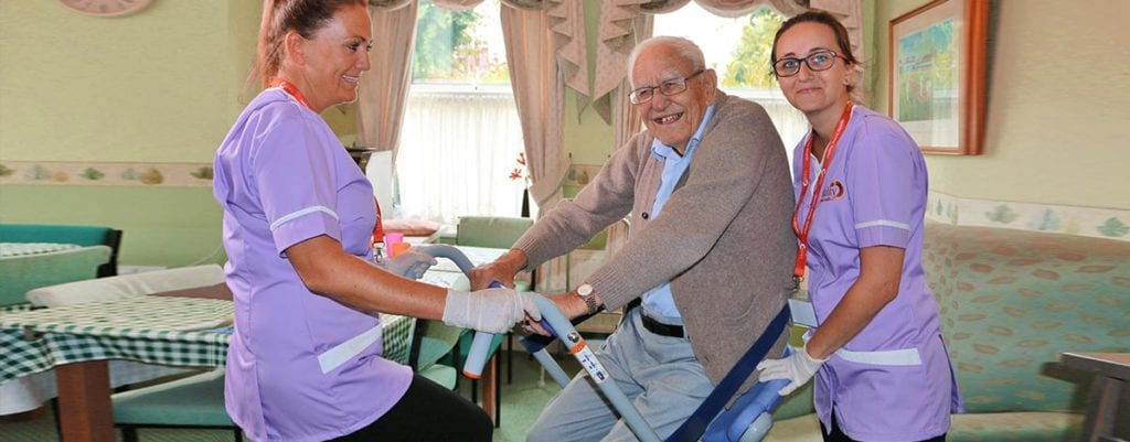 Stroke Rehabilitation Care