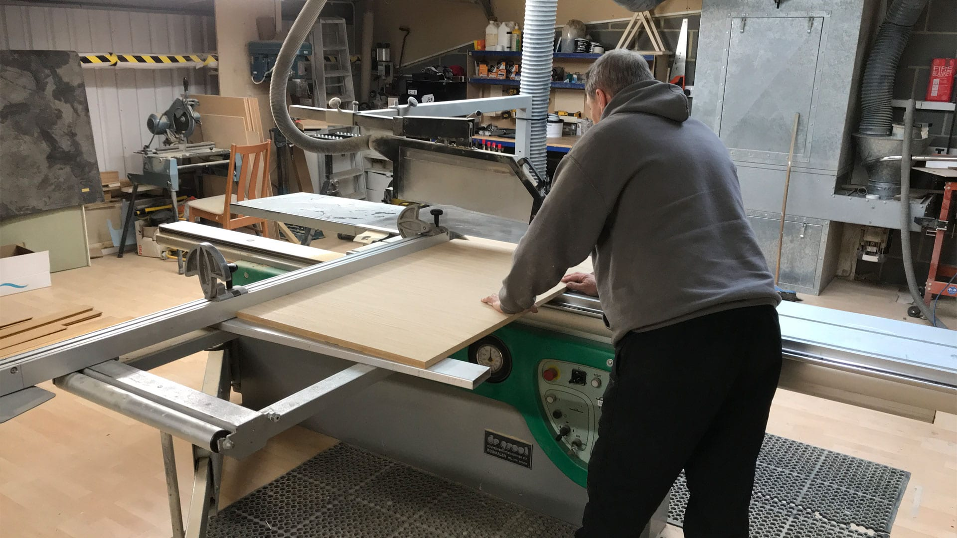 Small Joinery