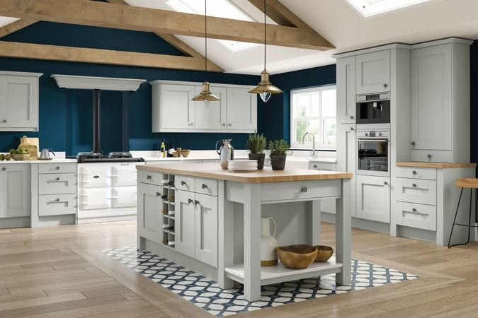 Barnsdale Kitchen