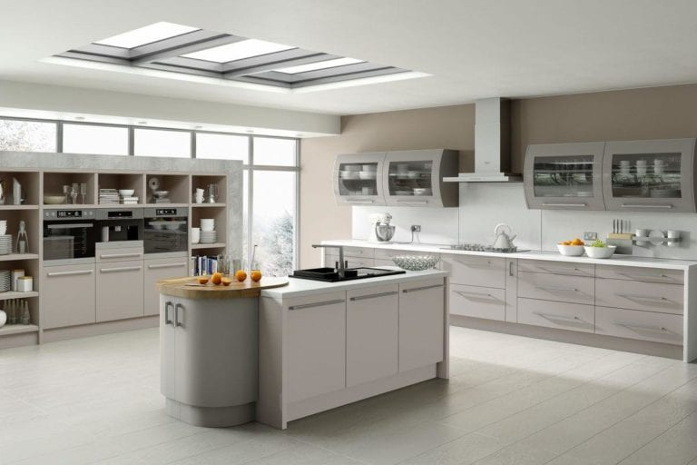 Goscote Contemporary Kitchen