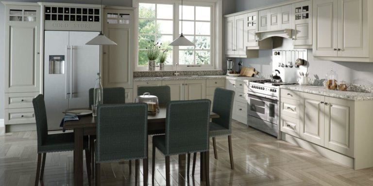 Goscote Traditional Kitchen
