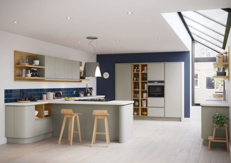 Gaddesby Kitchen Brera