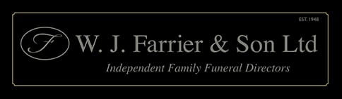 WJ Farrier & Sons Logo