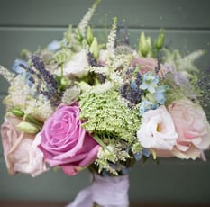 Bouquet of Flowers by Moody Blooms