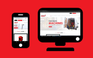 new brodex website, window cleaning products, new cleaning equipment website