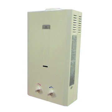 L10 Gas Powered Water Heater, Gas Hot Water Cleaning, Hot Water Cleaning