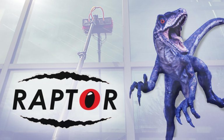 Introducing the New RAPTOR Carbon Fibre Pole!