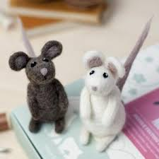 Teach Me Courses - Needle felting 2021