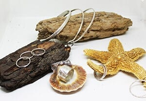 Teach Me Courses - Silver clay and silversmithing 2021