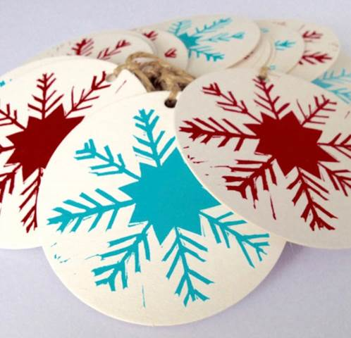 Teach Me - Print your own Christmas Bunting