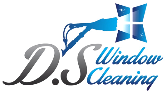 D.S Window Cleaning Logo