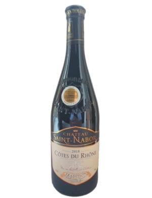 Liquid Indulgence - France Saint-Nabor Tradition Red