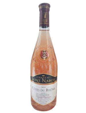 Liquid Indulgence -France Saint-Nabor Tradition Rose