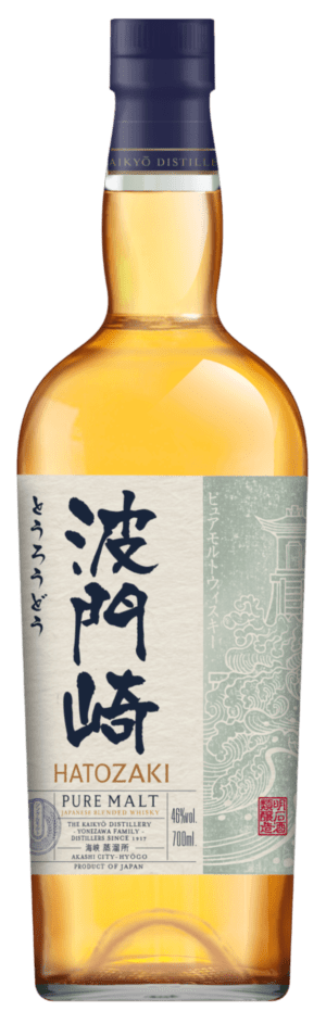 Liquid Indulgence - Hatozaki Pure Malt Whiskey