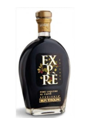 Liquid Indulgence - Italy Tosolini Coffee Liqueur