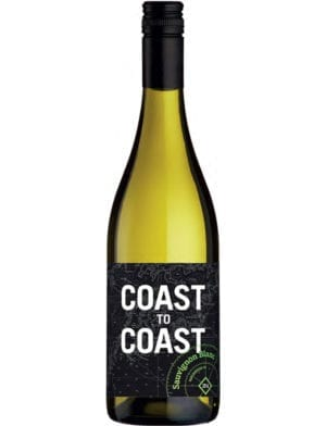 Liquid Indulgence - New Zealand Coast to Coast Sauvignon Blanc